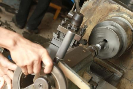 Pelatihan Operator Bubut dan Milling Manual Gratis di Bekasi