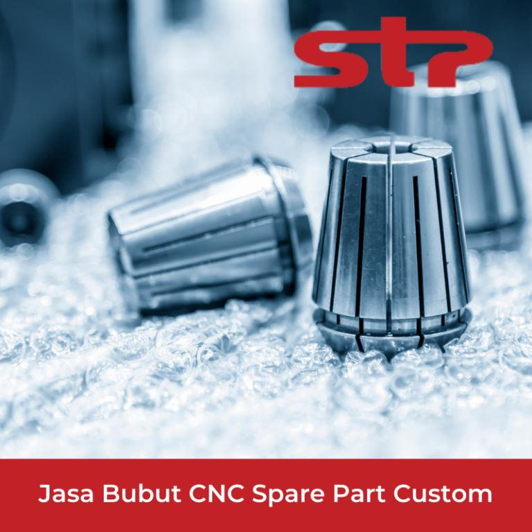 Jasa Bubut CNC Spare Part Custom Profesional