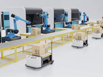 Otomatisasi Pabrik