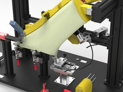 smart clamping system